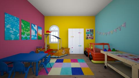 kidsv - Kids room - by paula1516