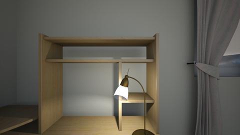 My Desk Waverly - Office - by WestVirginiaRebel