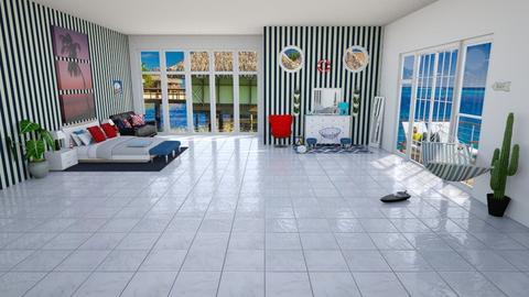 Dormitorio Nautico - Rustic - Bedroom - by kellynazha