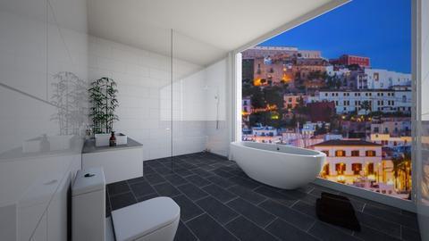 Glam - Bathroom - by Emily_Beech