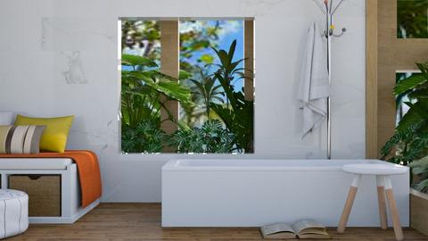 Resort Bathroom - Modern - Bathroom - by millerfam