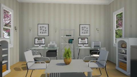 Diamond's Office - Modern - Office - by DiamondJ569