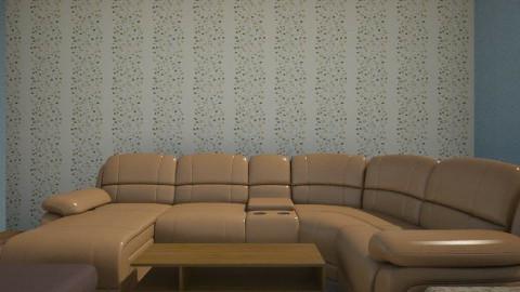 مروة  - Living room - by ramy_yassin