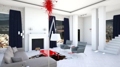 cosy11 - Living room - by kostaskaragiannis