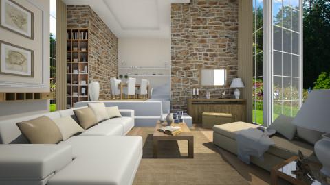 senia - Living room - by Senia N