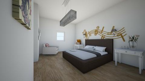 bedroom - Bedroom - by andani