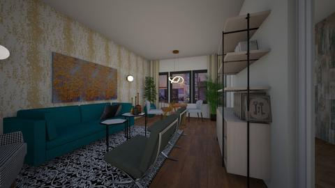 MB 10b apartment - Glamour - by Raymond Hill_Crate and Barrel_SFCA