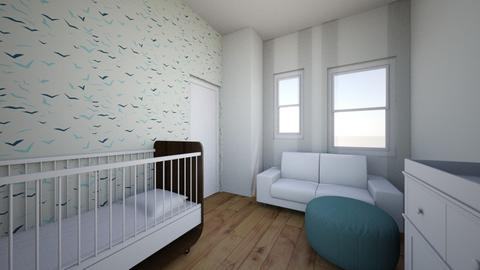 Tim and Caras Baby room - Kids room - by gabyhperez