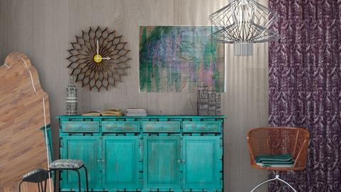 Eclectic  - Modern - Living room - by Jessica Fox