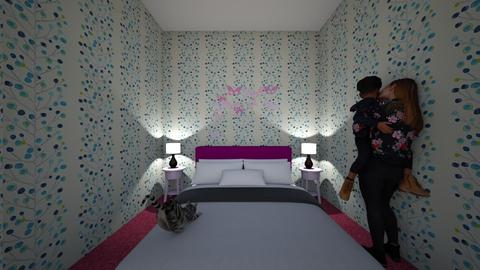 Girls Bedroom - Modern - Kids room - by hr284871