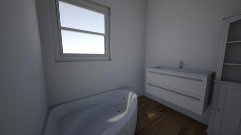 mi cuarto 4 - Modern - Bathroom - by puertotrading