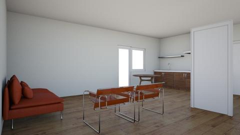 moluksestraat - Living room - by KanitaM