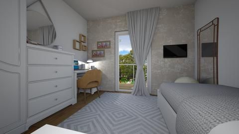 SFIH Kid guest room ang 2 - Bedroom - by aleksandra8