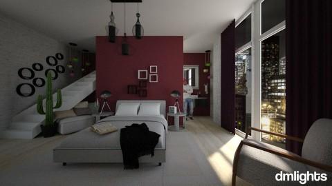 bedroom - Bedroom - by grigoriap