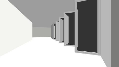 modern home - Living room - by leenshrkawi17