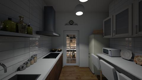 My Template Sweden Flat - Minimal - Kitchen - by LuzMa HL