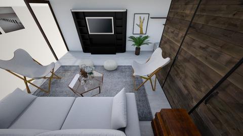 Sofia final obra - Rustic - Living room - by belulomb