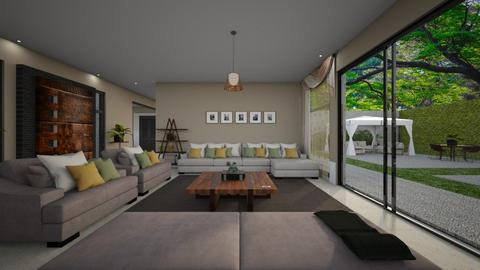 house - by Amorum X