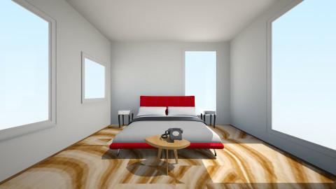 nooneq bnhg - Masculine - Bedroom - by Sabine Keppeler