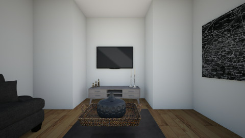 nice - Classic - Living room - by Katherine Gilbert