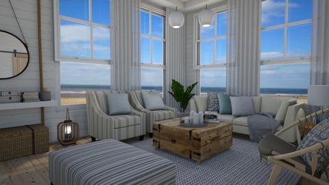 Nautical - Living room - by Tuitsi