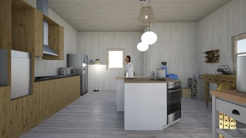 Kitchen - Modern - Kitchen - by gkm123