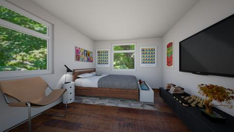 My Room - Bedroom - by dclinton