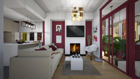 Variations_Living - Modern - Living room - by Laurika