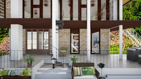 Proscpect house - Modern - Garden - by Laurika