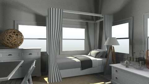 modern country bedroom - Country - Bedroom - by Jerusha lumley