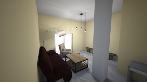 lekkas - Living room - by Georgina Theodorou