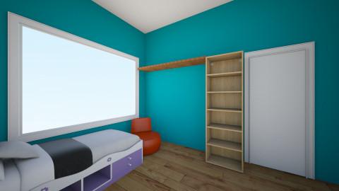 Laura Puryear 3 - Kids room - by Hanna E