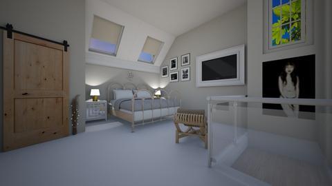 Katheryn Elizabeth Hudson - Eclectic - Bedroom - by Elenn