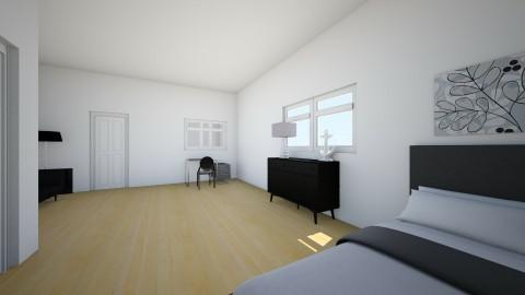 MY FUTURE BEDROOM - Modern - Bedroom - by KOKOMADS