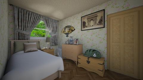 snarlfan - Bedroom - by scourgethekid