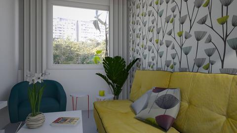 mala soba1 - Living room - by Anseva