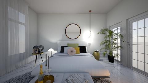 rooom - Bedroom - by georgiarafferty14