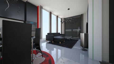 M.H. Living Room - Living room - by Cojo