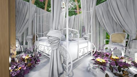 fairy - Bedroom - by ana111