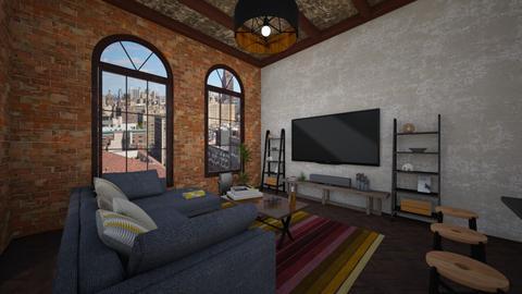 apartment - Living room - by akaram