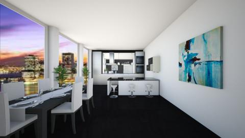 KITCHEN - Classic - Kitchen - by Genesisprogramacion