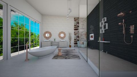 Luxury bathroom - Bathroom - by Muzzibaby