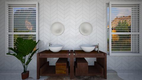 keshba - Bathroom - by mcKAY Design