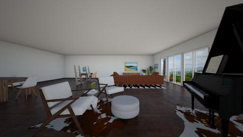 101 avenida salvador 12 - Modern - Living room - by n2detai