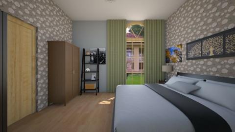 Dozsa - Minimal - Bedroom - by Ritus13