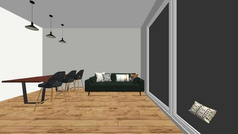 SALON BAT YAM - Living room - by ne1b
