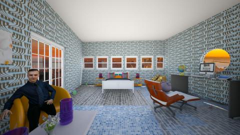Lochezzs Dream Room - Retro - Bedroom - by Lochezz
