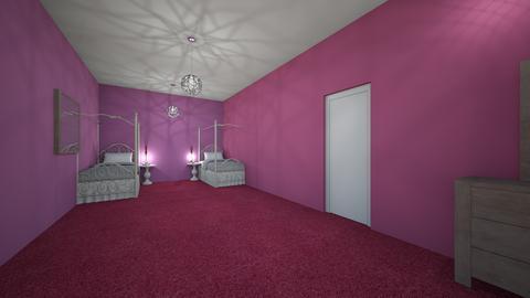 girls bedroom - Kids room - by sosborn1125