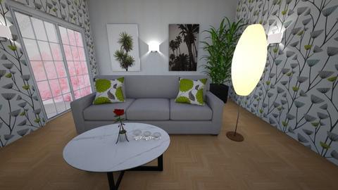 Elutoa detailid - Living room - by helike700