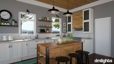 fixer upper - Kitchen - by rrogers47